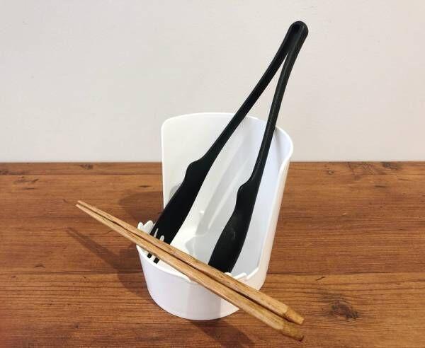 【キャンドゥ】鍋のふたもちょい置きできる!便利すぎる《クッキングスタンド》