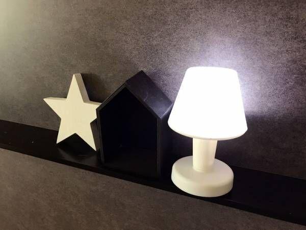 【セリア】「ここに明かりが欲しかった!」あると助かるおすすめランプをご紹介♪