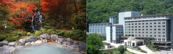 【北海道】ここが人気の温泉地!登別温泉のオススメ宿3選♪