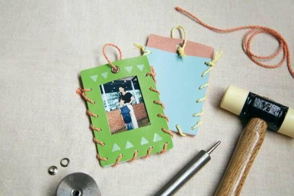 【敬老の日】孫と一緒にハンドメイド♪土屋鞄製造所が無料ワークショップを開催!