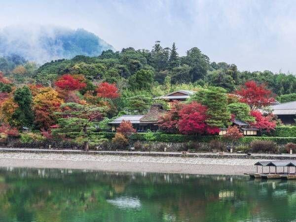 【京都】「嵐山」の紅葉と温泉が楽しめるおすすめの宿5選