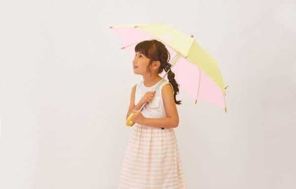 【残暑対策】熱中症リスクは子どもの方が高い!注目アイテムは子ども用日傘