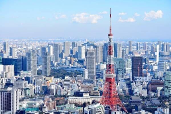 東京都心の景色を満喫しよう!行くべきスポット5つをご紹介♪
