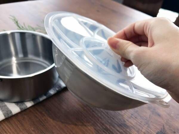 【ダイソー】食品保存に便利♪ラップがいらないシリコンキッチングッズでエコしよう