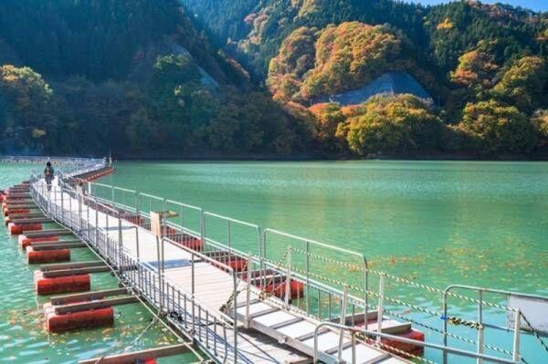 サイクリングで絶景をひとり占め!今すぐ行ける東京の大自然「奥多摩」の魅力とは