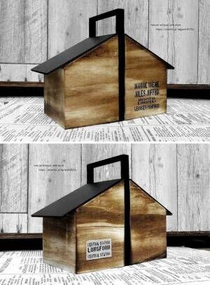 100均グッズでDIY!便利なおうち型収納BOXを作ってみよう♪【100均DIYチャレンジ】