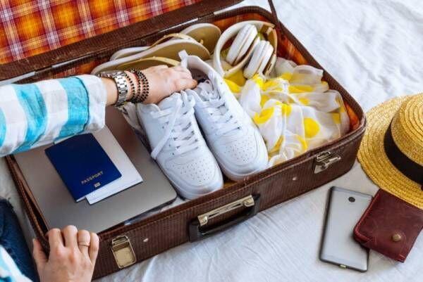旅行かばんを約2kg軽くするコツ。普段のおでかけバッグにも使える技もご紹介!