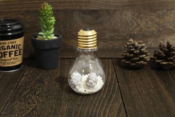 【セリア】ちょっとした照明がほしいときに!LEDミニライトがアウトドアやベッドサイド用に使える♪