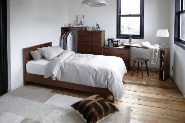 意外と見落としがち!?部屋の広さに対して適切なベッドサイズとは?