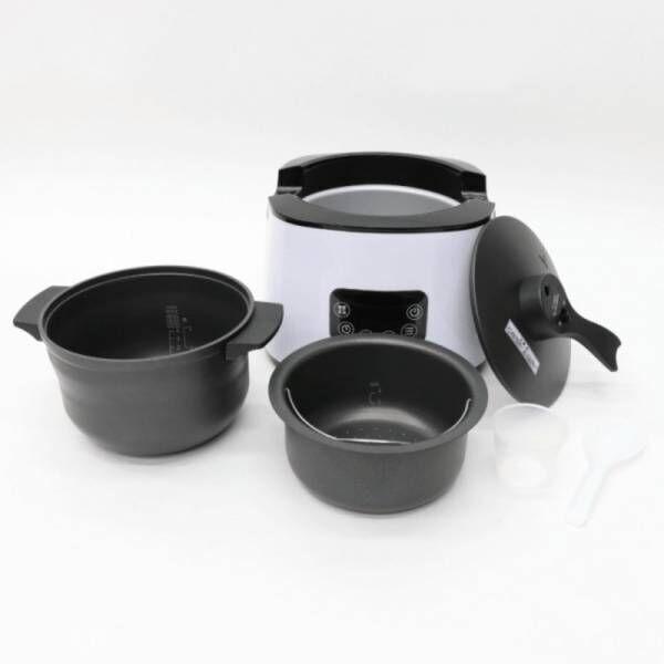 『新発売』発芽玄米糖質カット炊飯器 NC-F190WH