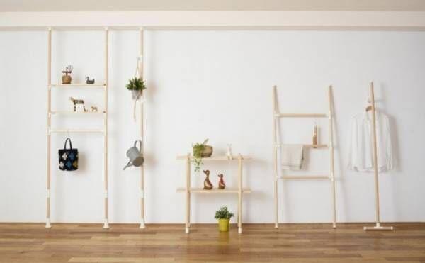 カンタンに家具を作れる無限大パーツが新発売