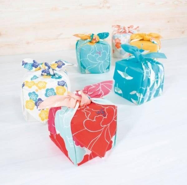 【SFT】日本を感じるデザインの風呂敷「むす美」の催事を1月8日から開催(国立新美術館内ミュージアムショップ)