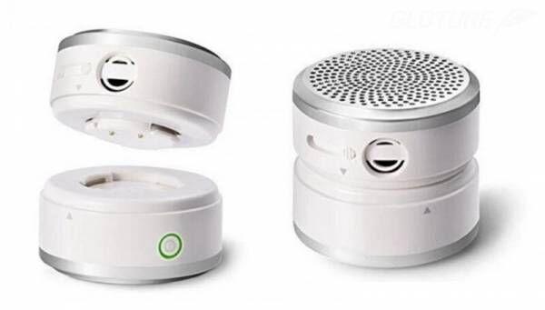 HEPAフィルター内蔵、充電式で装着できる画期的なパーソナル空気清浄機「FitAir」をGLOTURE.JPで販売開始