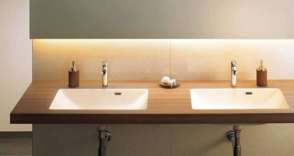 造作洗面台をご検討中の皆様必見⁈アイカのカウンターシリーズ【①天板素材】