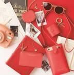 新生活に向けてカラフルで機能的なアイテムを発売!バッグの中身を春色に新調する提案、PCケース等オフィス商品も登場