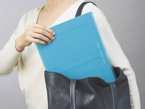 持ち運びに便利なインデックスホルダー「Glassele」を発売