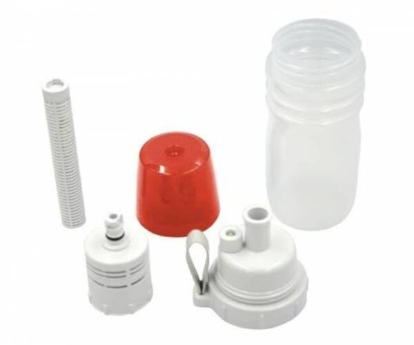 """「Re.Cera(リセラ)」より""""低分子クラスター浸透水""""がいつでもどこでも飲める「携帯用ボトル型浄水器」が登場!"""