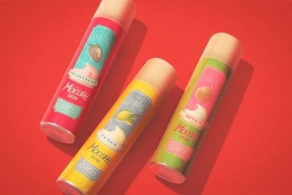 【レトロ×可愛い♡♪】最旬POPな吸着泡洗顔フルーツシリーズが【期間限定】で新登場!