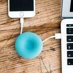 ケーブルや小物をスマートに収納! 吸盤付きでカラフルなデザインの「Cable POD」をGLOTURE.JPで販売開始