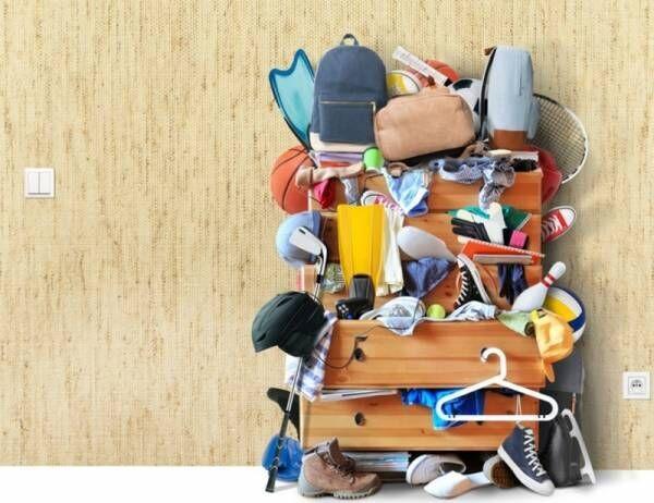 【収納棚DIY】新生活に。デットスペースなくして収納力アップ!