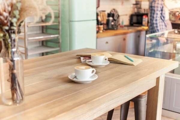リフォームで作る!あこがれのおしゃれなカフェ風キッチン