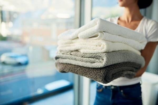 ガシガシ洗濯&ガンガン乾燥機もだいじょうぶ♡このバスタオルで正解