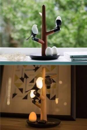 「MAGLAMP」幸運を呼び込むカササギをモチーフにしたポータブル・インテリア照明をGLOTURE.JPで再入荷!