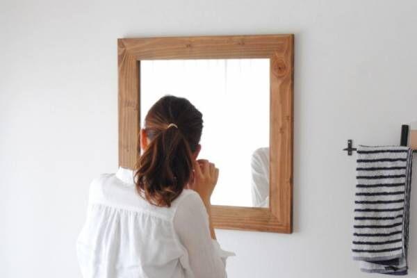 こんな風に掛けてみたいと思ってた…!インテリアになる壁掛け鏡4選