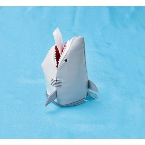 【海インテリア】サメたちのロールティッシュケースがヴィレヴァンオンラインに新登場!