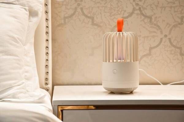 蚊を吸い込む!Mosoco UVLED吸引式蚊取りランプ【紫外線・光触媒・USB対応】をGLOTURE.JPで販売開始