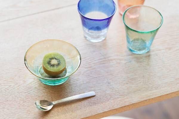《ライフスタイルショップKEYUCA》高級ステンレス使用のキウイやアイスクリームに「ちょうど良い。」日本製スプーンを発売