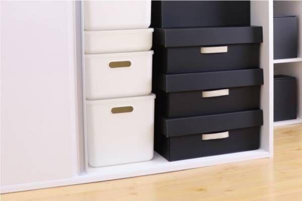 【この部屋センスいい♡】組み立て簡単!積み重ねて使える収納ボックス