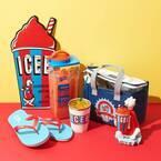 niko and ...がアメリカを代表するフローズンドリンク「ICEE」とコラボレーションした雑貨を7月23日に発売!