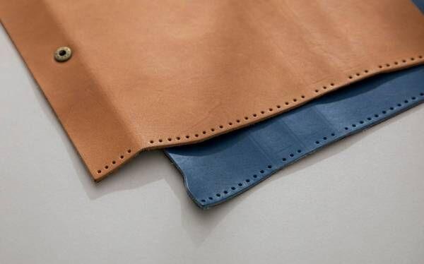 【土屋鞄】夏のオンラインワークショップ開催!「革のペンケース」づくりで、夏のおうち時間を楽しむ