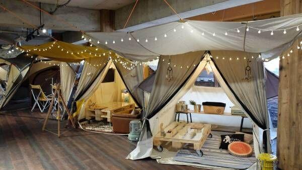 【バルコニーDIY】おうちでキャンプを疑似体験⁉︎べランピングのススメ