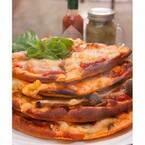これで節約!?ふるさと野菜たっぷりのピザ