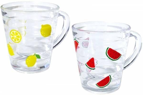 あら不思議!コップの水滴に困らなくなる♡陶器のコースター