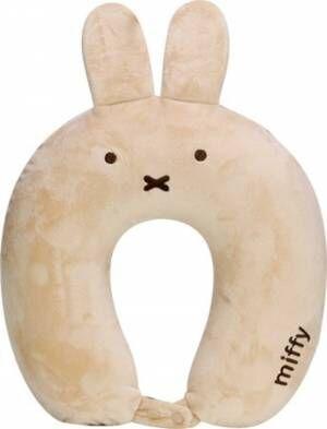 【ミッフィー】お耳が可愛い低反発ネックピローがヴィレヴァン通販でご予約開始!