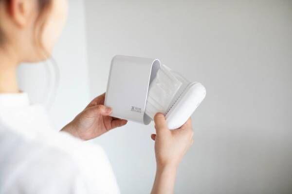 【たった3分で99%除菌✨】持ち運びしやすい♡歯ブラシ除菌キャップ