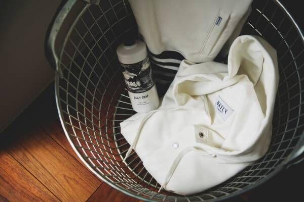 ダウンジャケットと撥水性のある衣類が洗える家庭用洗剤!冬の到来前に一回使い切りでお試しいただけるトライアルセットが登場。