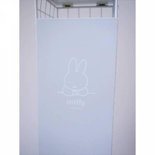 【どこでもミッフィーと一緒】シンプルかわいいトイレットペーパーストッカーがヴィレヴァンオンラインに新登場!