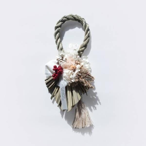 和洋を問わないモダンな「お正月飾り」がおうちで楽しめる手作りキットと同時に発売開始。帆布の老舗タケヤリの新しいチャレンジ
