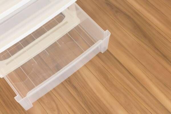 真っ白な収納ケースですっきり♡乱れない、使いやすい空間にするコツ