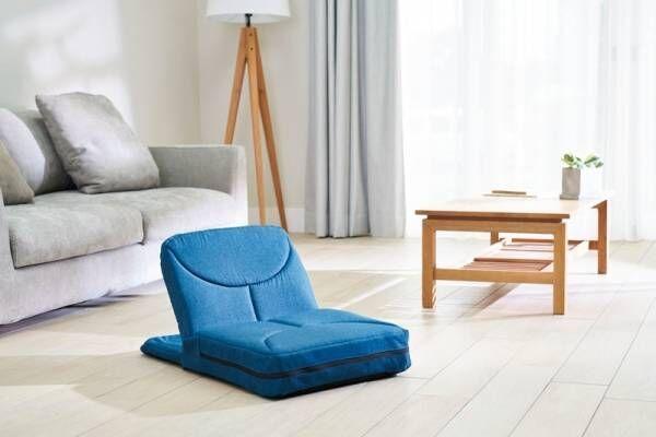 テレビを観ながら、家事や仕事の合間に、気軽に運動!座椅子型エクササイズグッズ「ゴロネックス」発売