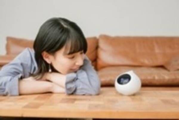 手のひらサイズの自律型会話ロボット「Romi」(ロミィ)、4月21日(水)に一般販売決定!
