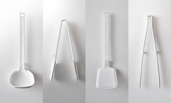 軽量で使い勝手の良いシリコーンコーティングのキッチンツールシリーズ発売しました。