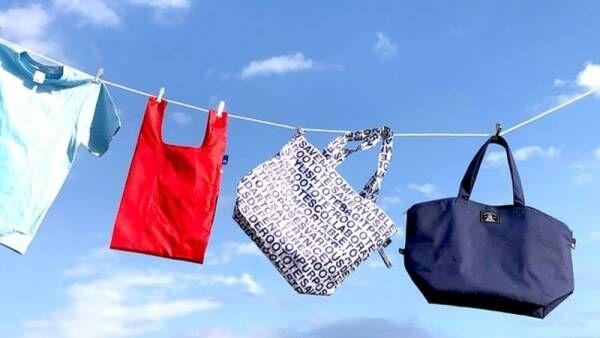 「洗濯機で洗えば、気持ちいい!」洗濯機で丸洗いできる楽しいデザイン!ROOTOTEのポータブルエコバッグ
