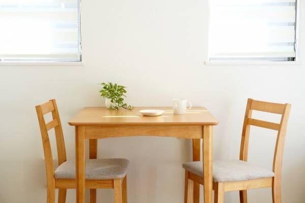 <自分設計・簡単DIY>お仕事スペース確保!プチ書斎になるカウンターテーブル付きの壁面収納棚
