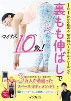 『裏もも伸ばしでマイナス10歳!1日1分から始める悩み別パーソナルトレーニング』 電子書籍がもらえるキャンペーンを実施