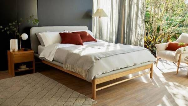 コアラから睡眠やベッドでの読書が快適になる「コアラファブリックベッドフレーム」が発売開始